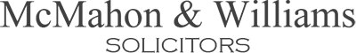 McMahon & Williams Solicitors Logo