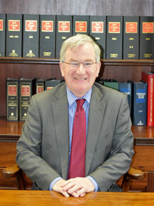 Gearóid Williams : Principal, Solicitor