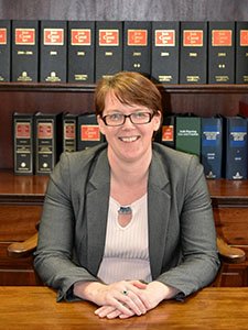 Ciara Comerford : Solicitor