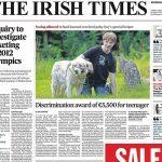 Irish Times - Luke